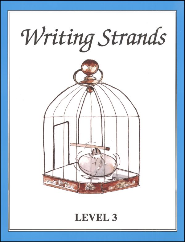 english    language arts   writing strands  level 3